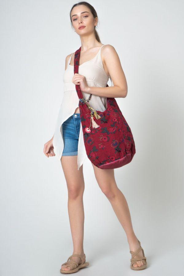 Bordeaux Authentic Pack Women Bag