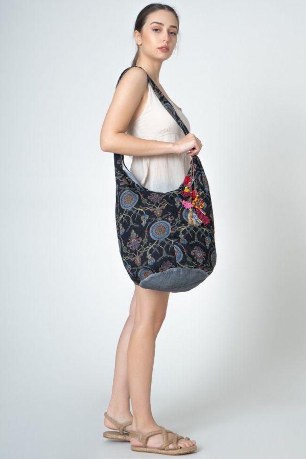 Black Authentic Pack Women Bag