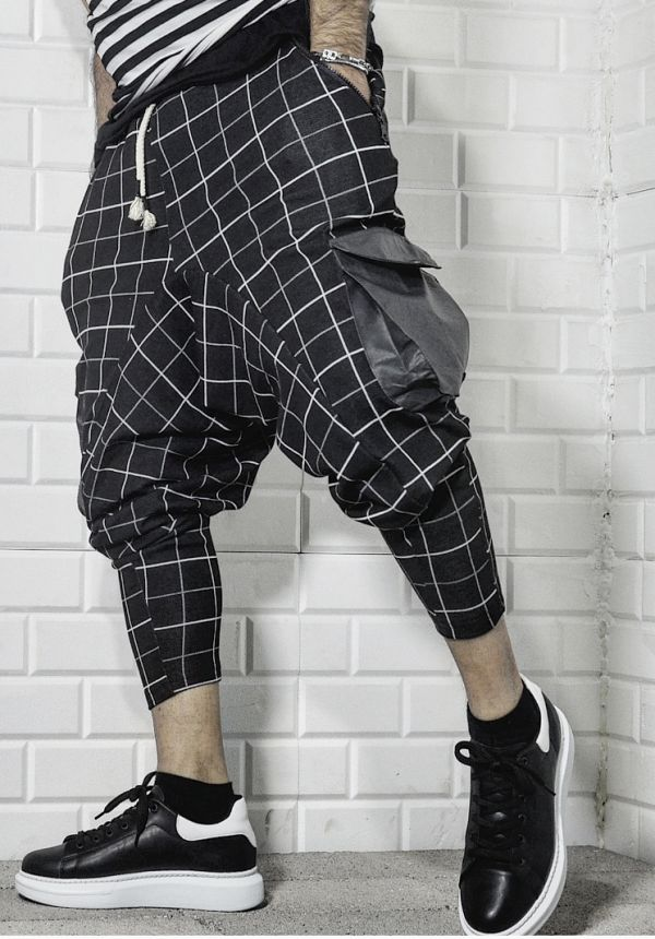 Men Street Fashion , Pants 004